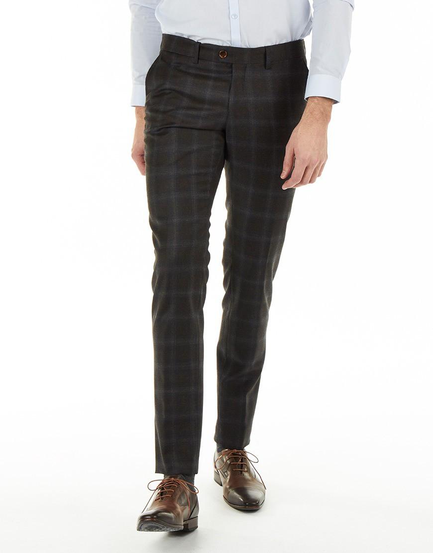 Afbeelding van Bertoni of Denmark Pantalon pants jakobsen