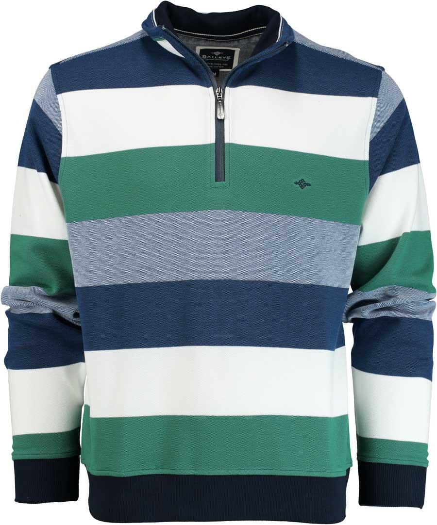 Afbeelding van Baileys Sweater met rits 913154/27