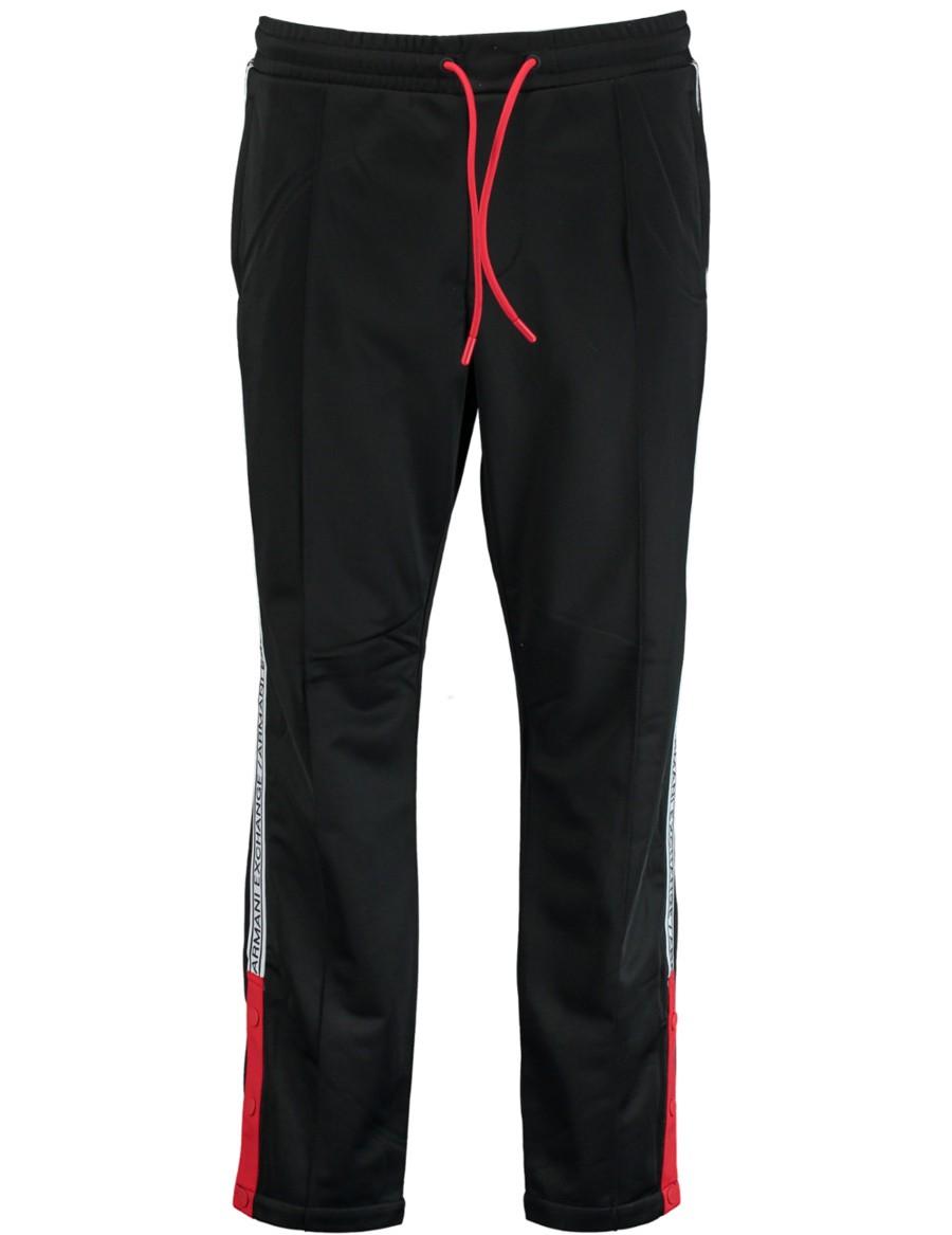 Afbeelding van Armani Exchange Joggingbroek 3gzp82.z8m8z/4277 jeans zwart