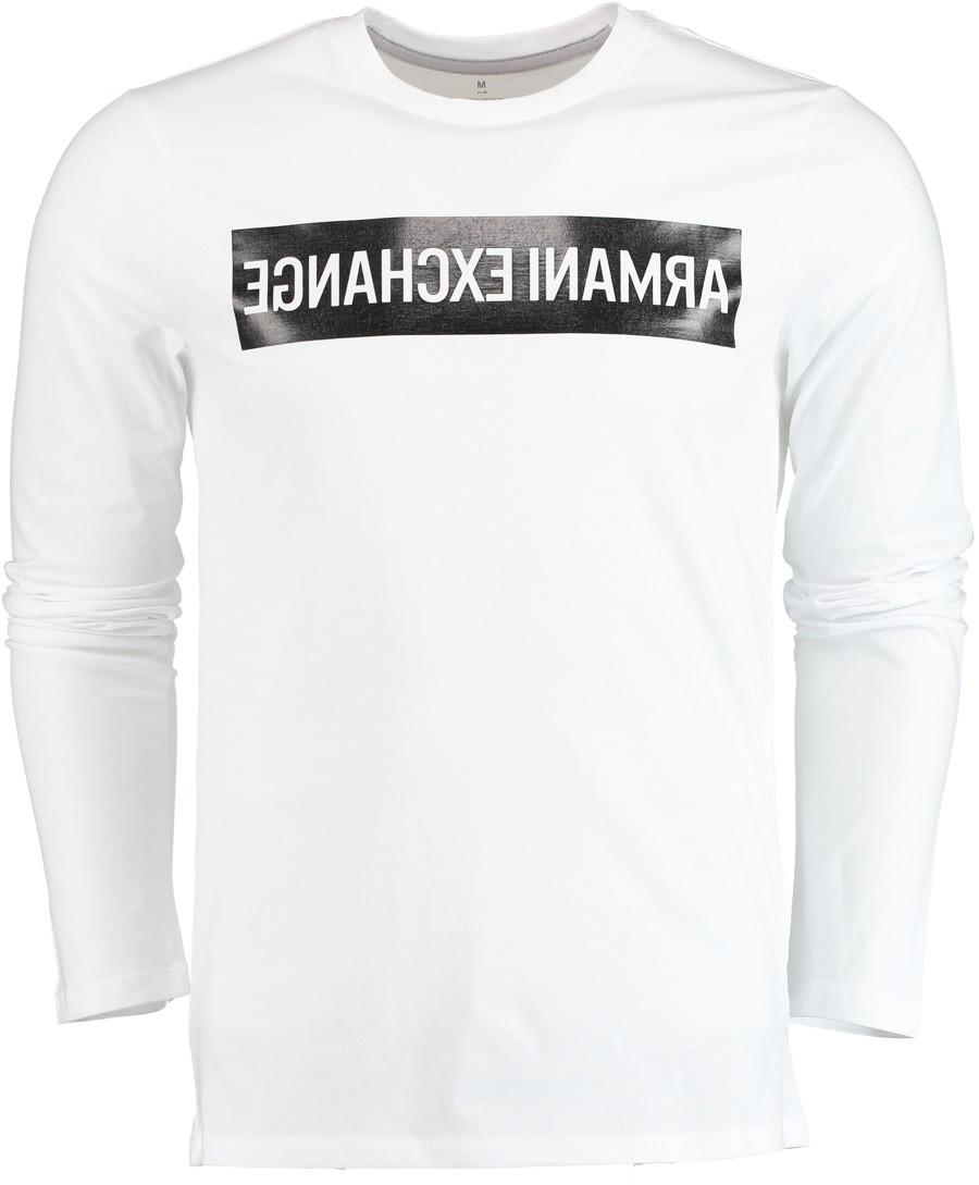 Afbeelding van Armani Exchange 6zztlc.zjr9z/1100 t-shirts met korte wit