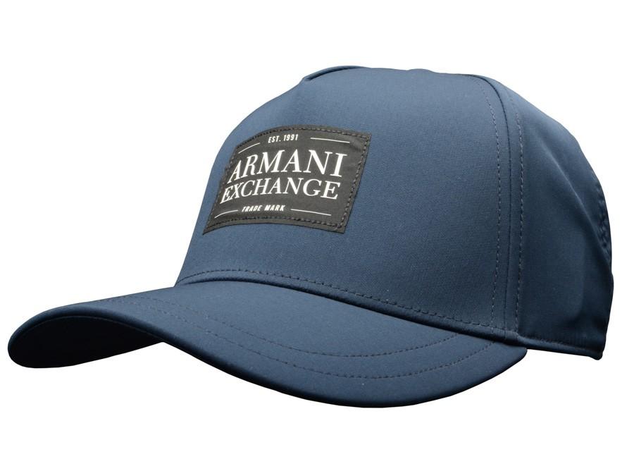 Afbeelding van Armani Exchange 954101.9p134/04939 hoeden & petten blauw