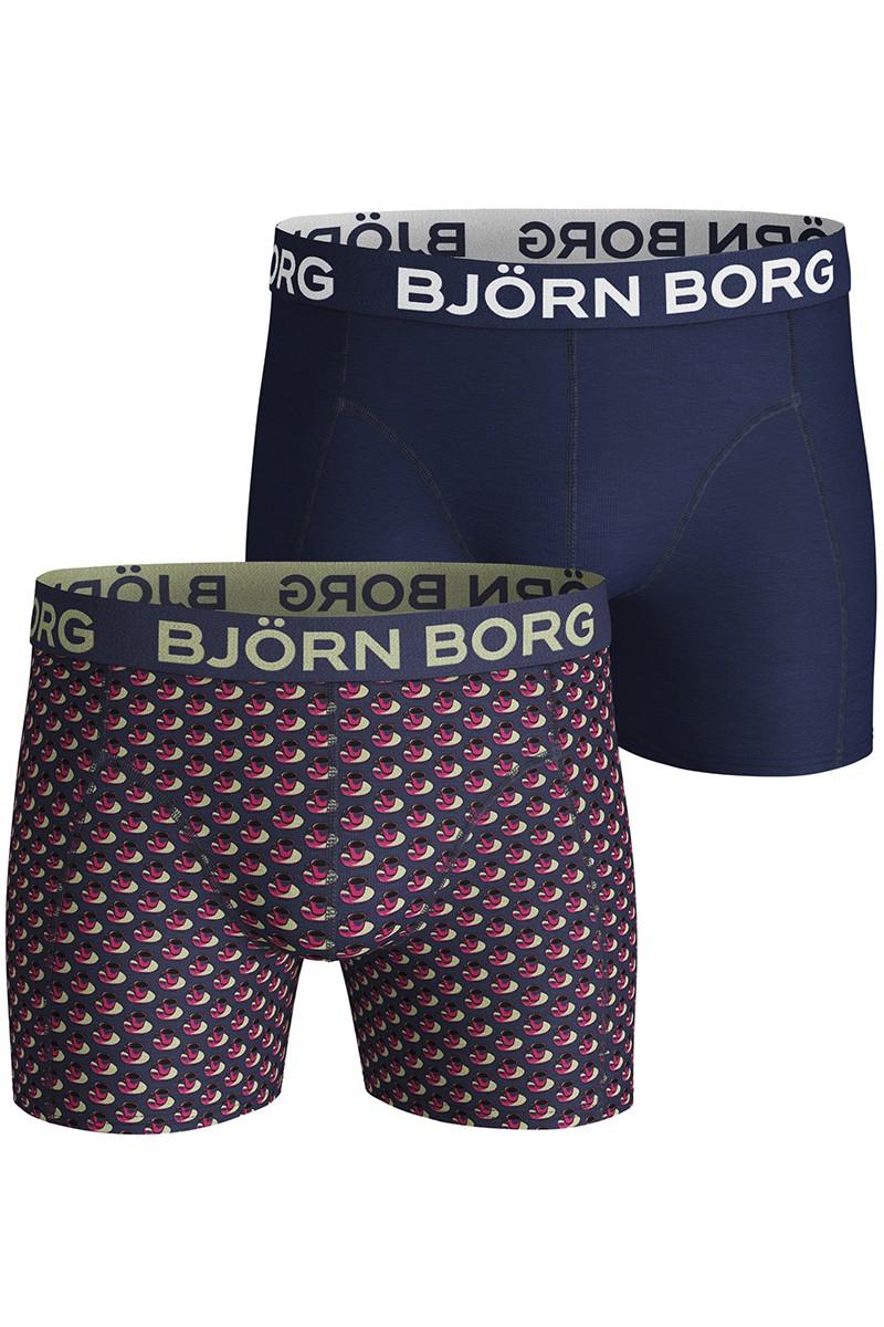Afbeelding van Bjorn Borg 1841-1022 2p shorts bb cafe 90511