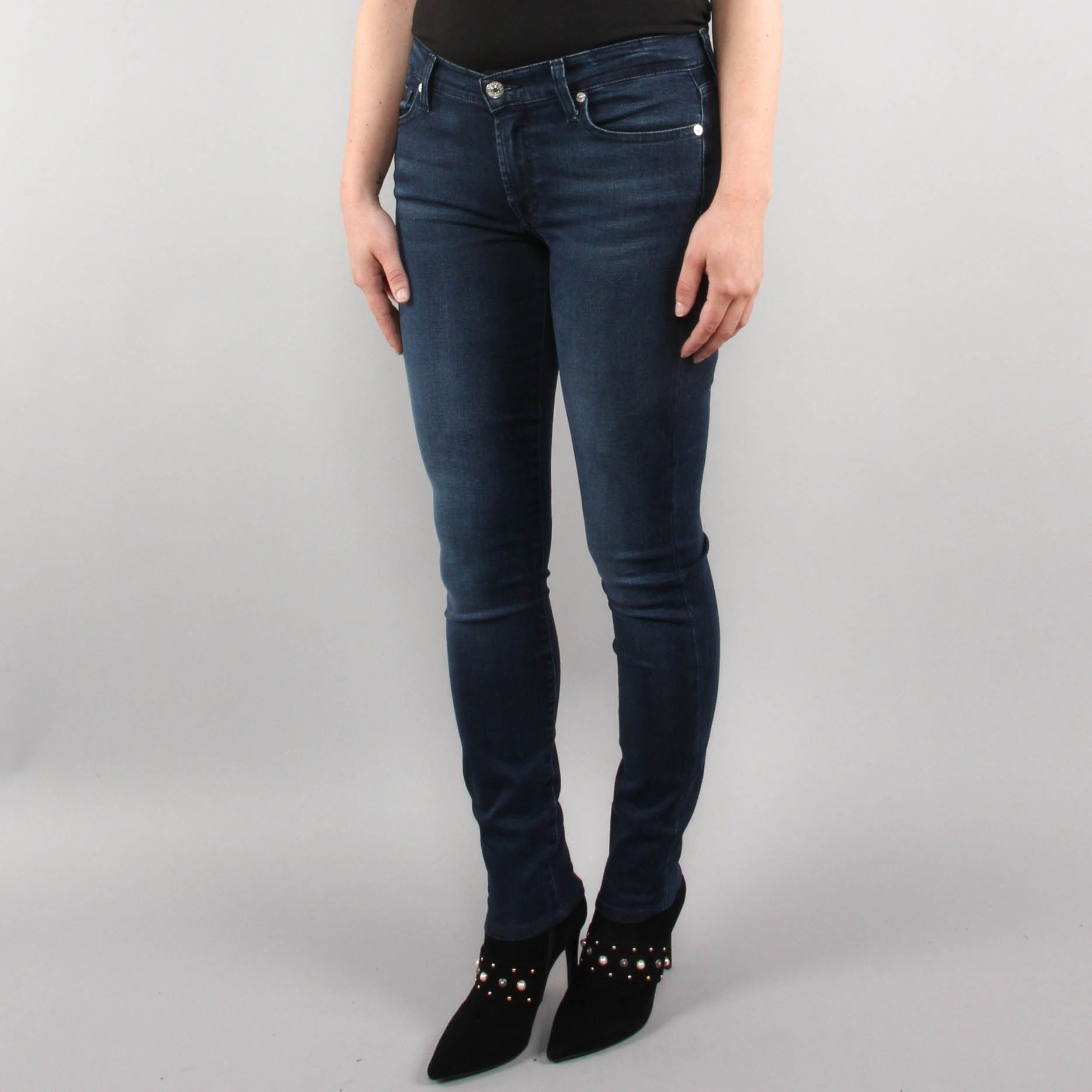 Afbeelding van 7 For All Mankind The skinny bair park avenue blauw