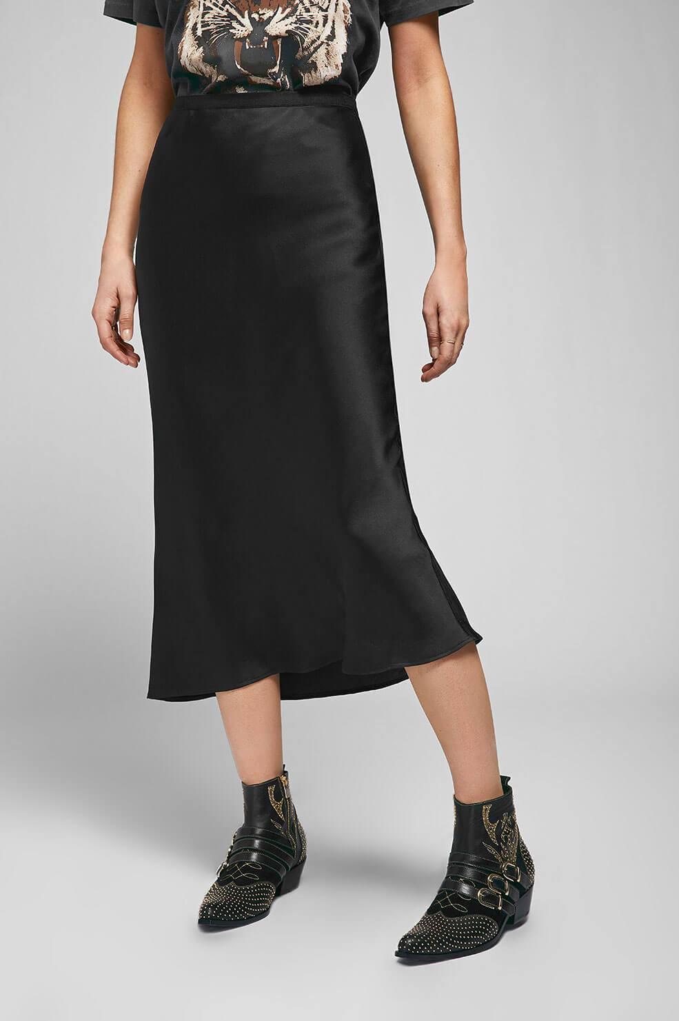 Afbeelding van Anine Bing Bar rok zwart
