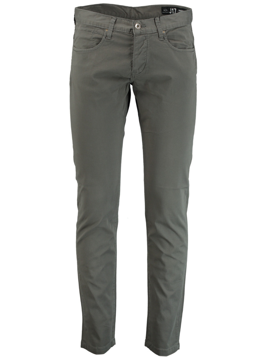 Afbeelding van Armani Exchange Slim-fit 5-pocket 3gzj17.znb3z/1941 - groen