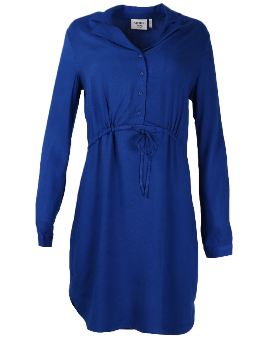 Afbeelding van Another Label Jurk a11-419250 toustain blauw