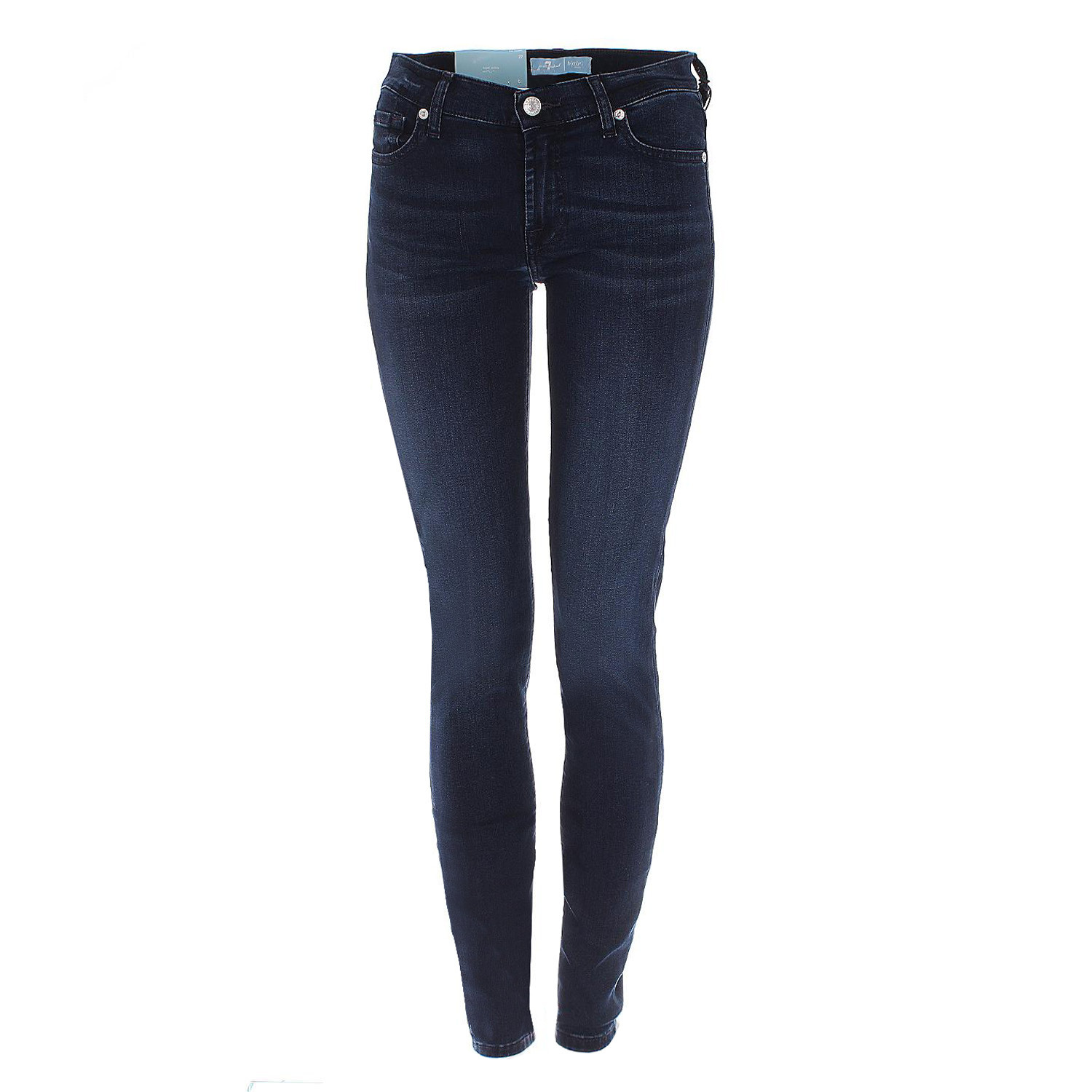 Afbeelding van 7 For All Mankind Jswt913cuf blauw