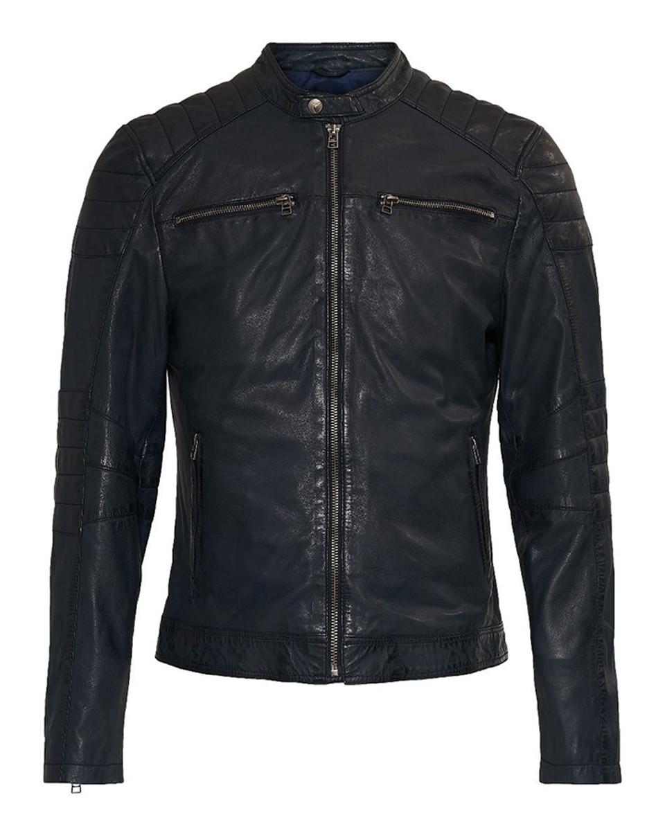Afbeelding van Goosecraft Jack 101932010 jacket965 blauw
