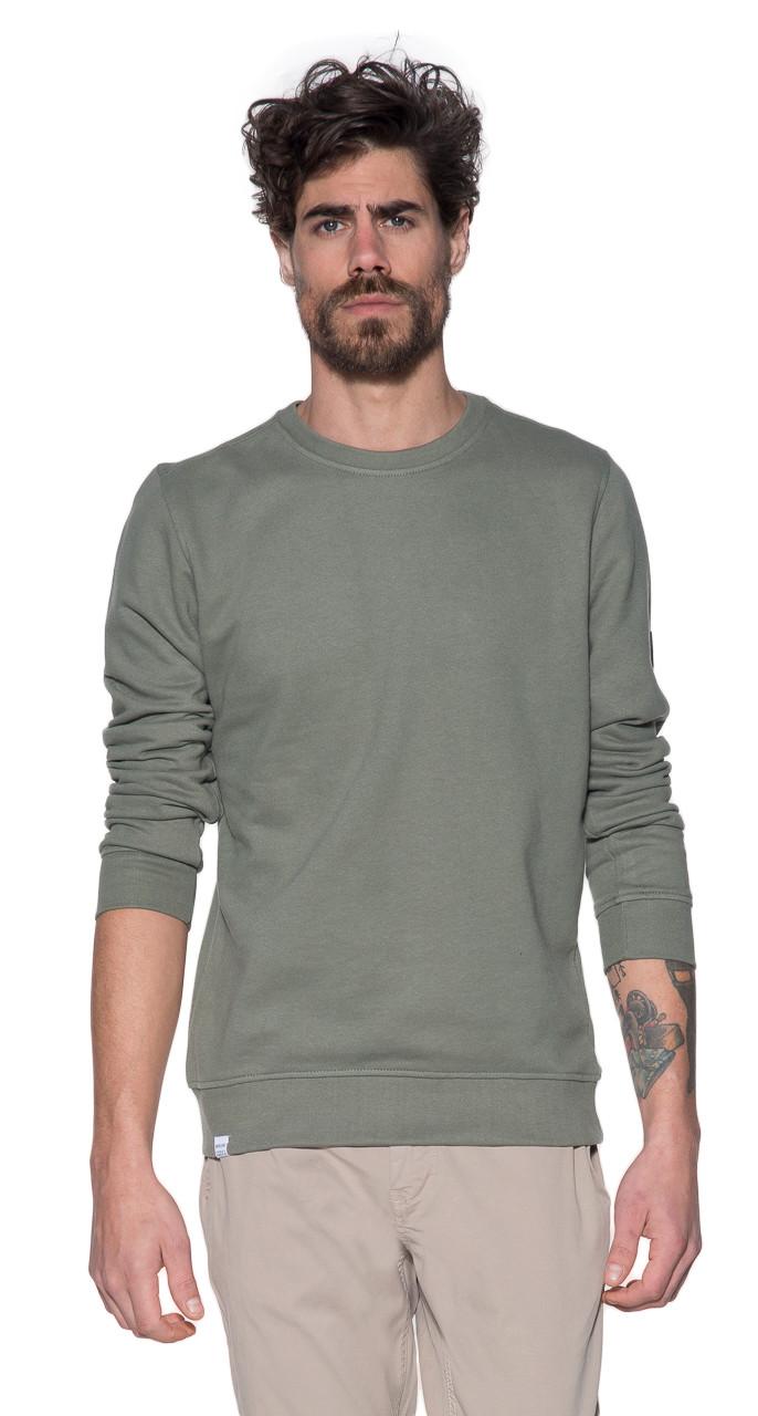 Afbeelding van Anerkjendt Sweater khaki