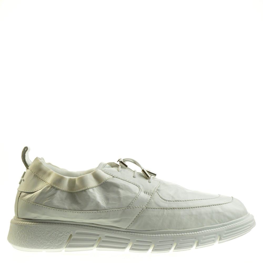 Afbeelding van Aplus Heren sneakers ||| wit