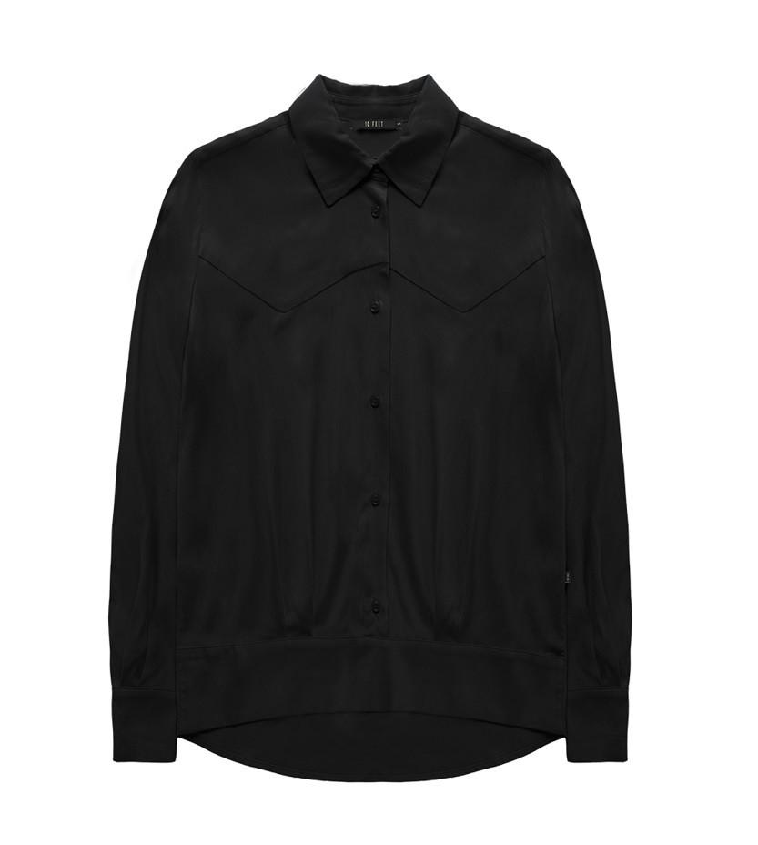 Afbeelding van 10 Feet Blouse zwart