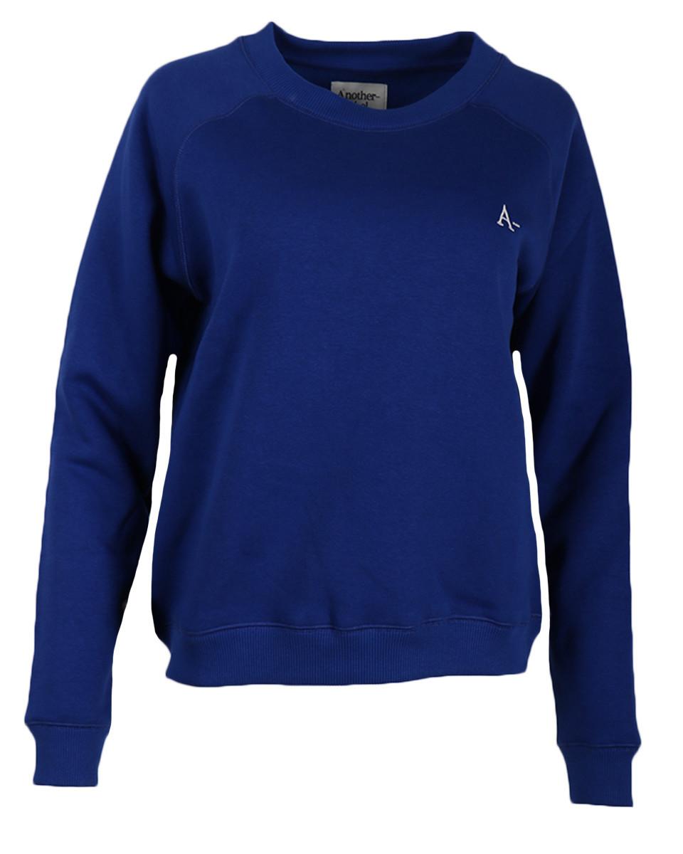 Afbeelding van Another Label Sweatshirt c16-419201 tacherie blauw