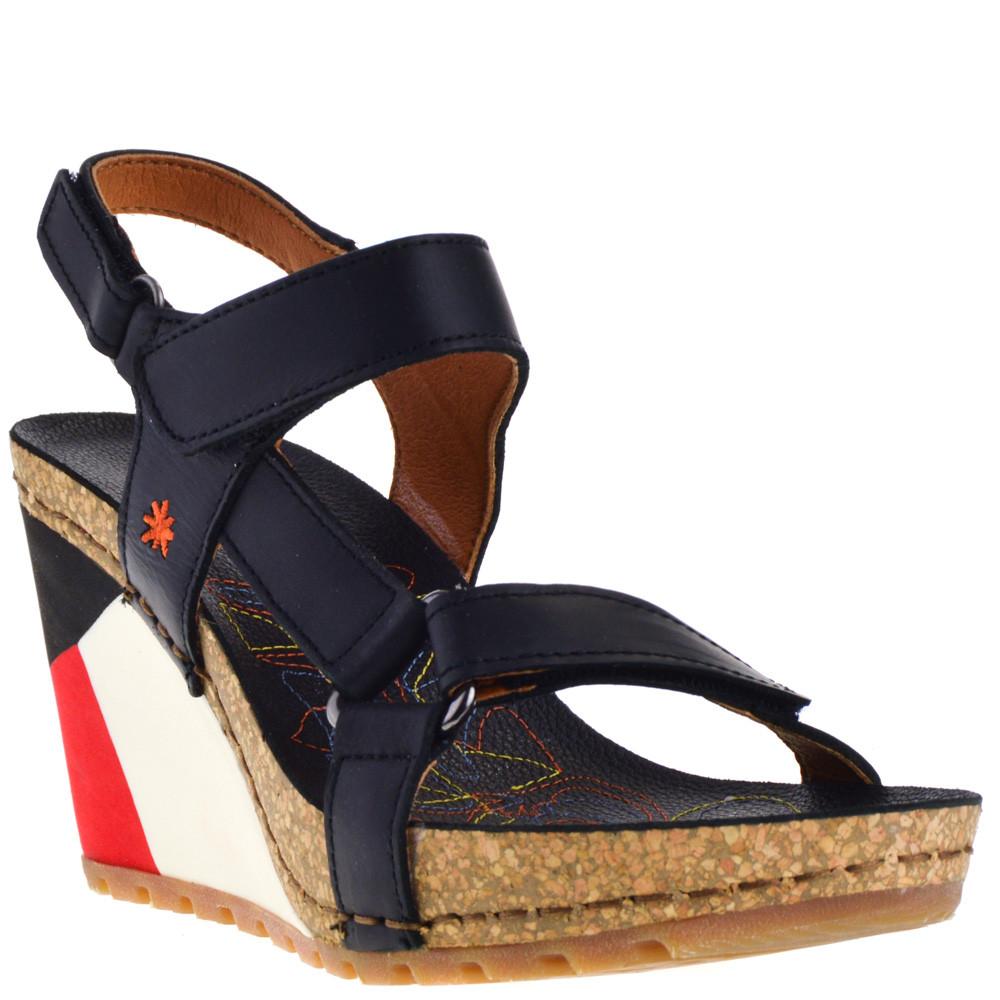 Afbeelding van Art Dames sandalen zwart