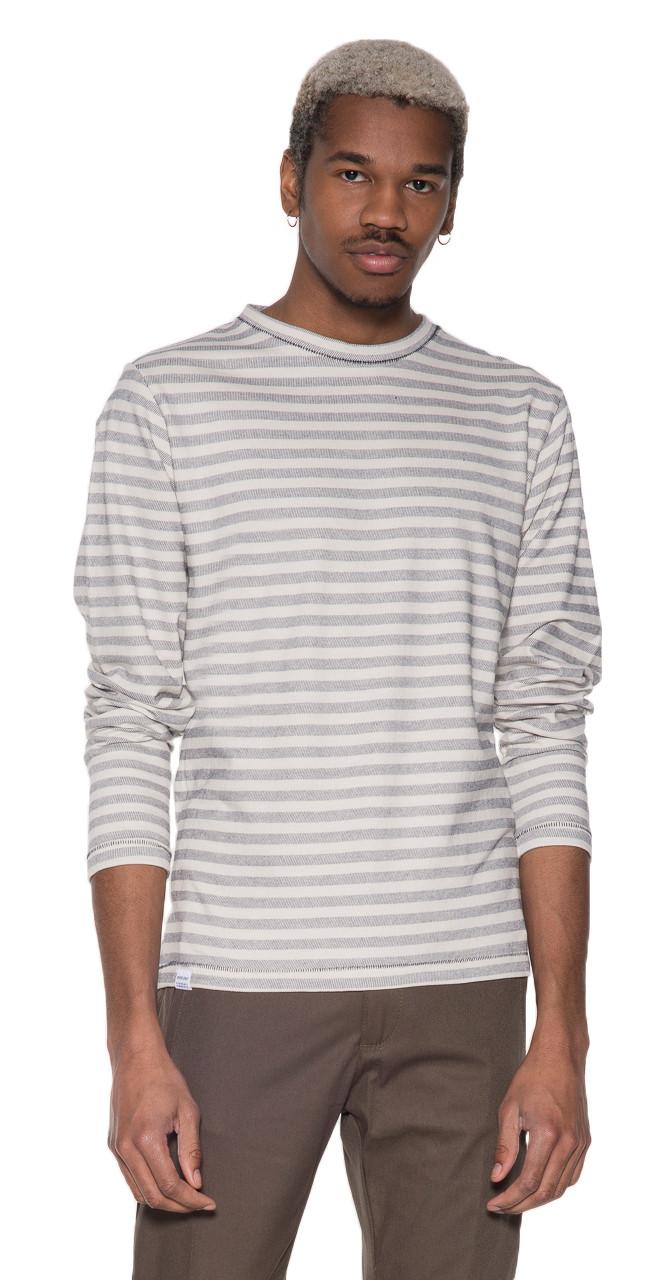 Afbeelding van Anerkjendt Norman sweater grijs