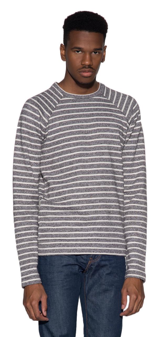 Afbeelding van Anerkjendt Sweater grijs