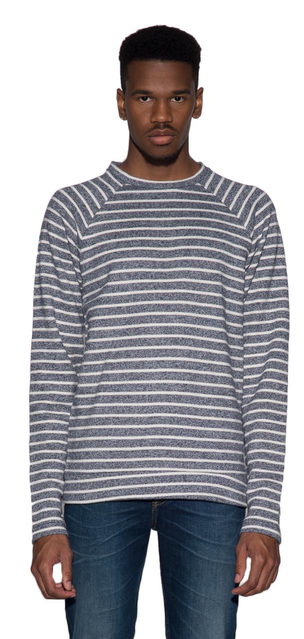 Afbeelding van Anerkjendt Sweater blauw