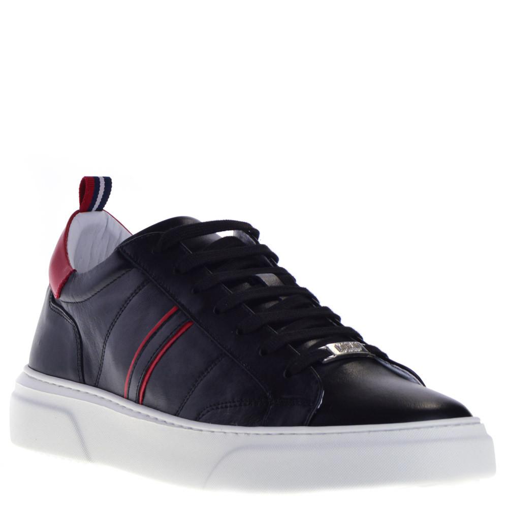 Afbeelding van Antony Morato Heren sneakers black zwart