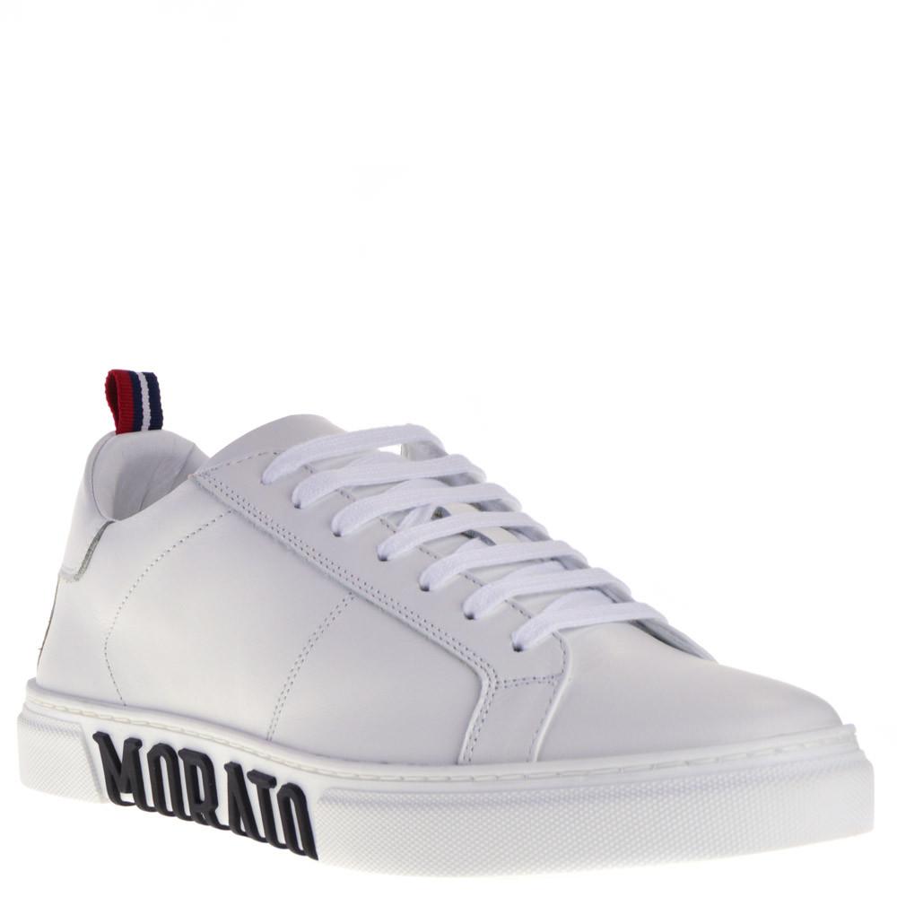 Afbeelding van Antony Morato Heren sneakers wit