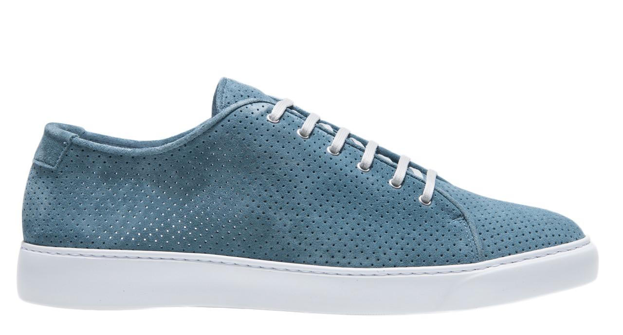 Afbeelding van Andrea Zori Casual schoenen licht blauw