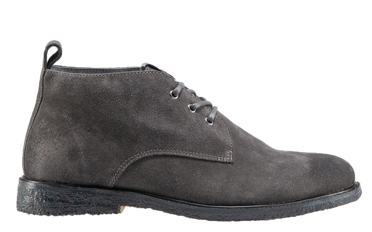 Afbeelding van Blackstone Casual schoenen antraciet