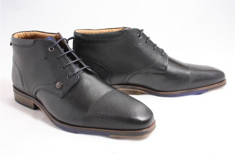 Afbeelding van Australian Abany 1449 boots gekleed zwart