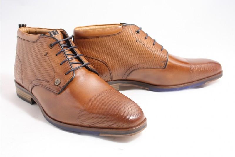 Afbeelding van Australian Abany 1449 boots gekleed cognac