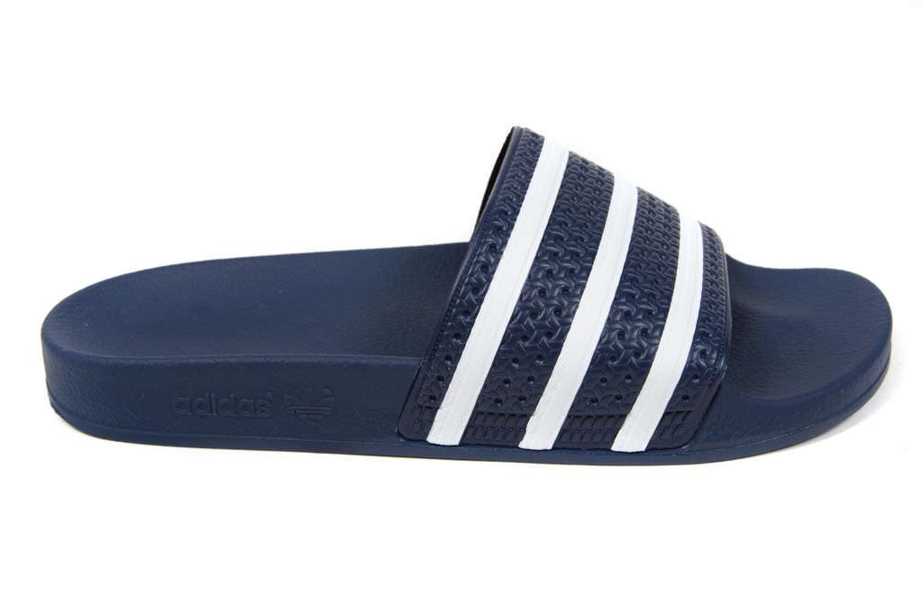 Afbeelding van Adidas Adilette blauw
