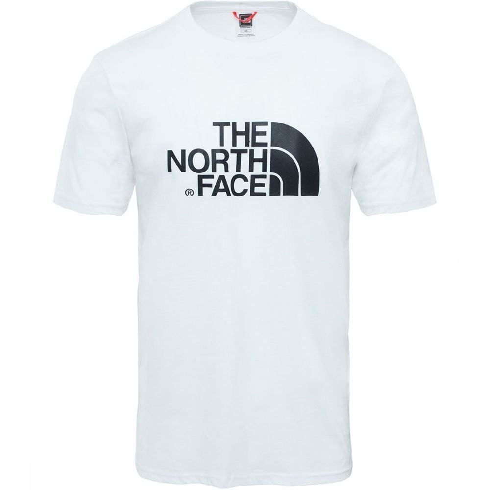 Afbeelding van The North Face New peak tee ss wit