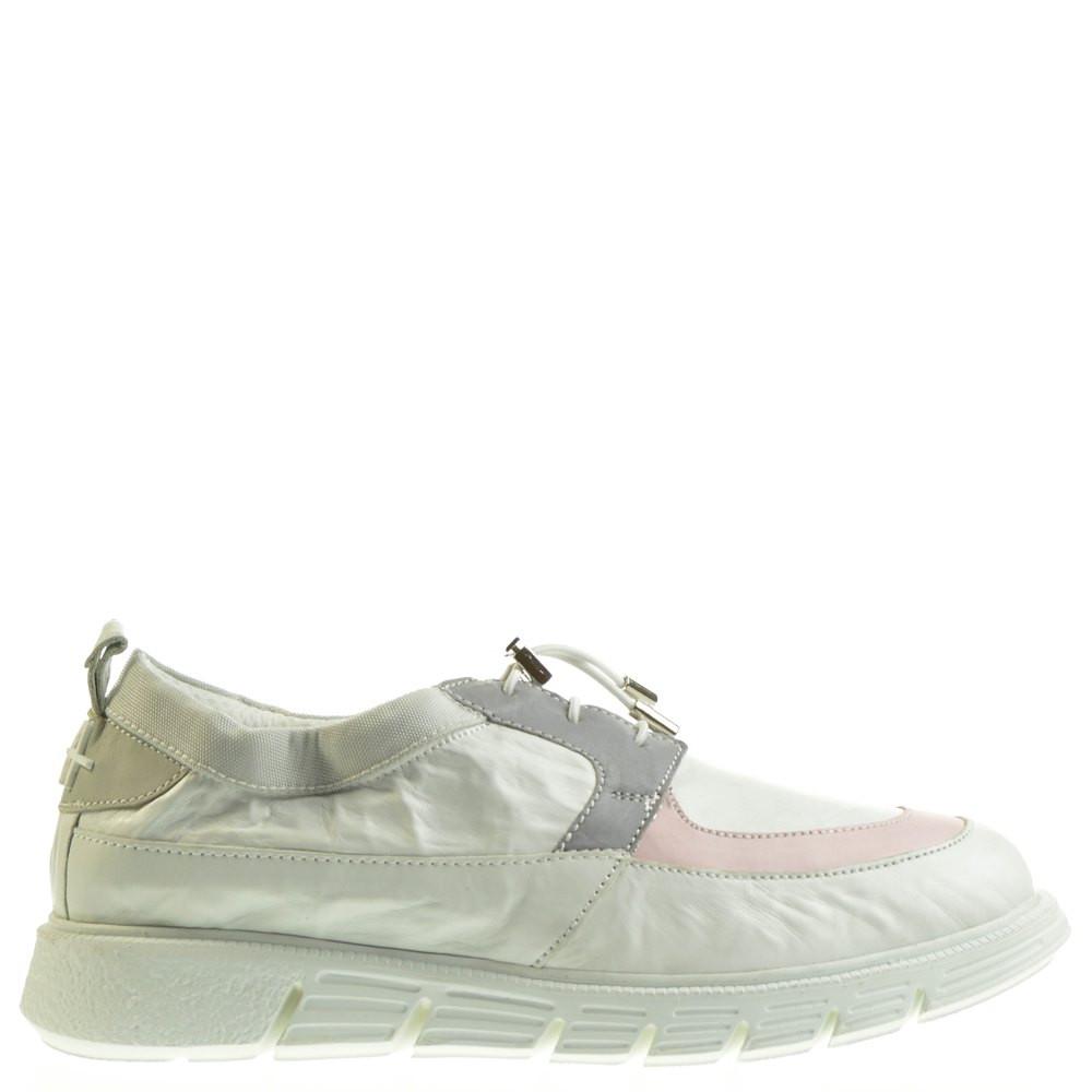 Afbeelding van Aplus Sneakers wit