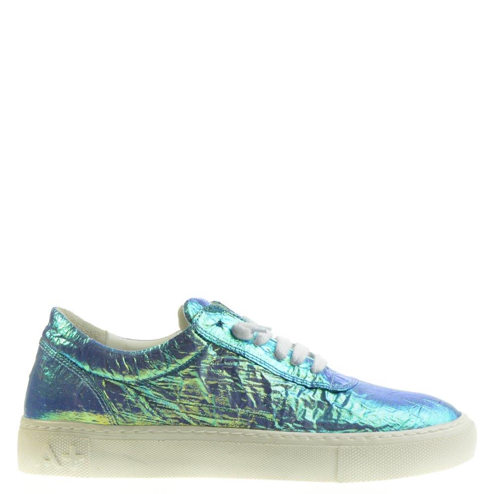 Afbeelding van Aplus Sneakers blauw