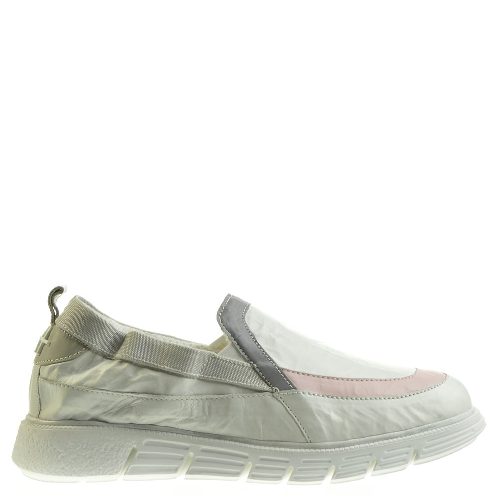 Afbeelding van Aplus Sneakers grijs