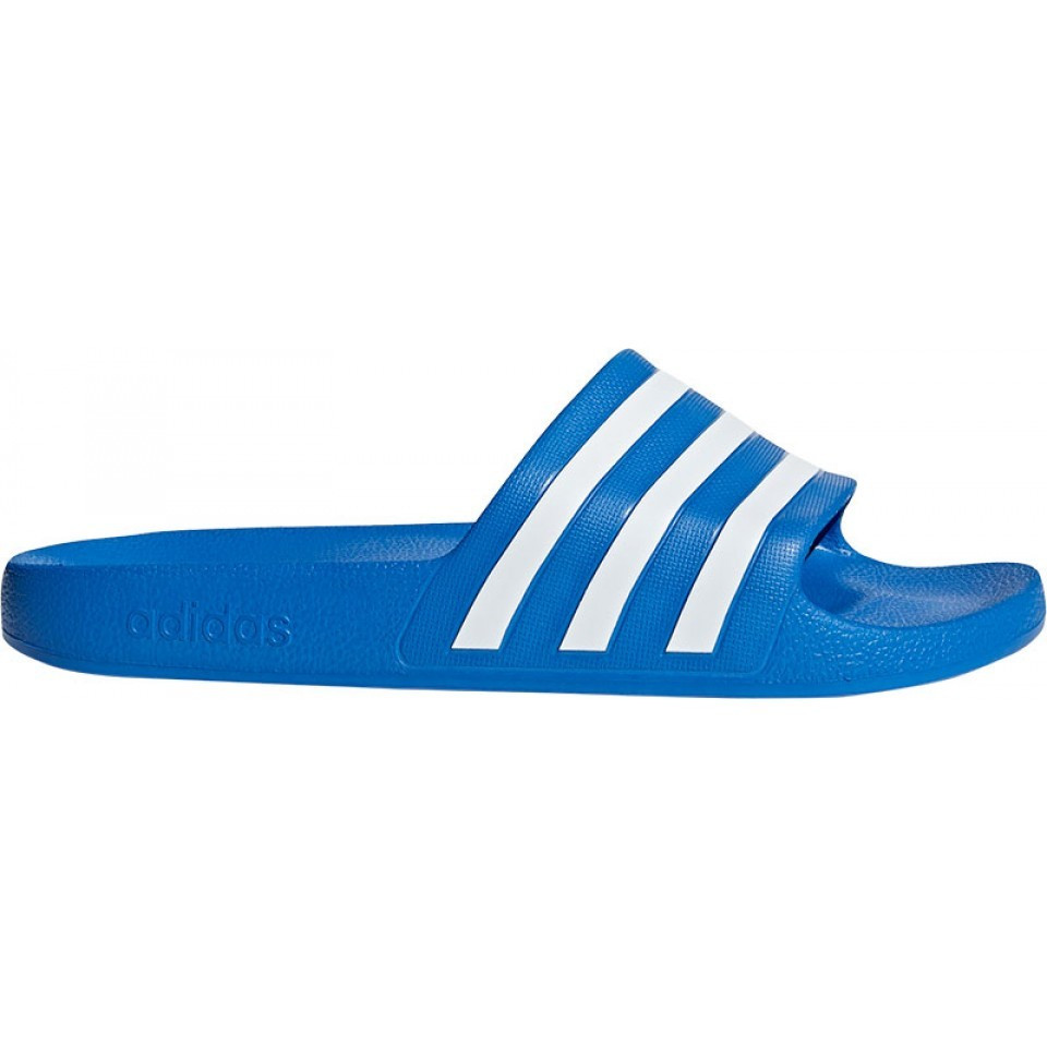Afbeelding van Adidas Adilette aqwaua badslippers blauw