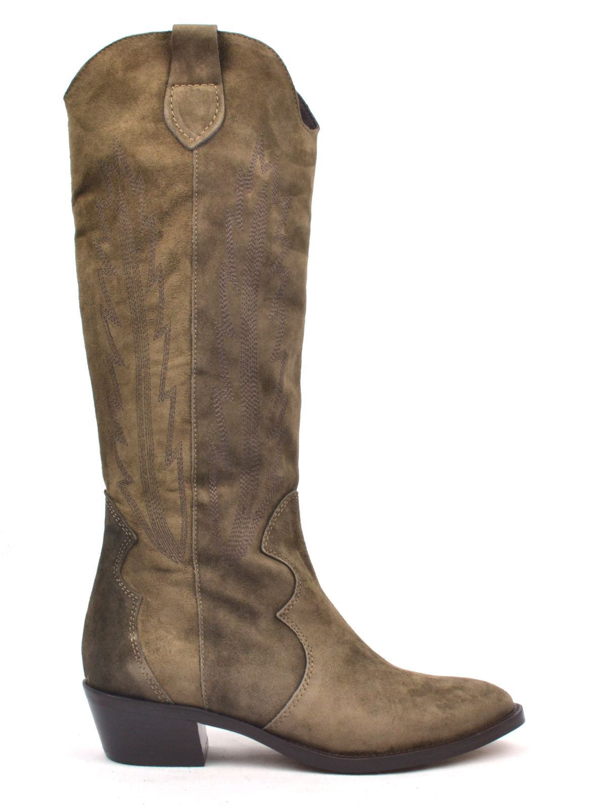 Afbeelding van Alpe Lange laarzen bruin