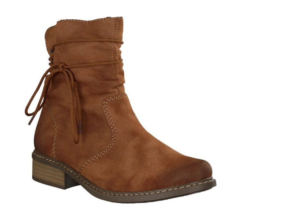 Rieker Boots Bruin dames (RIEKER 147 bruin 96854 24 reh