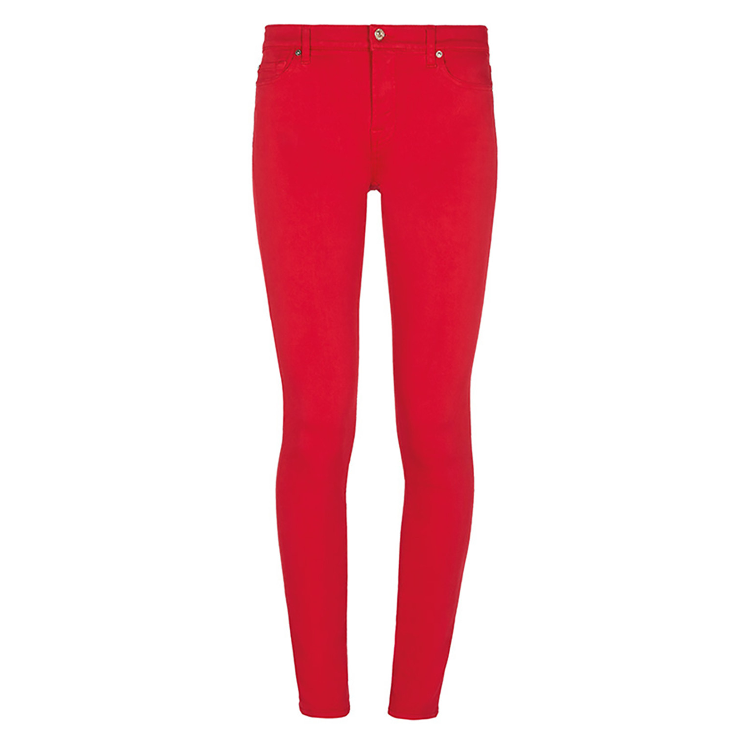 Afbeelding van 7 For All Mankind Jswt v500cr rood