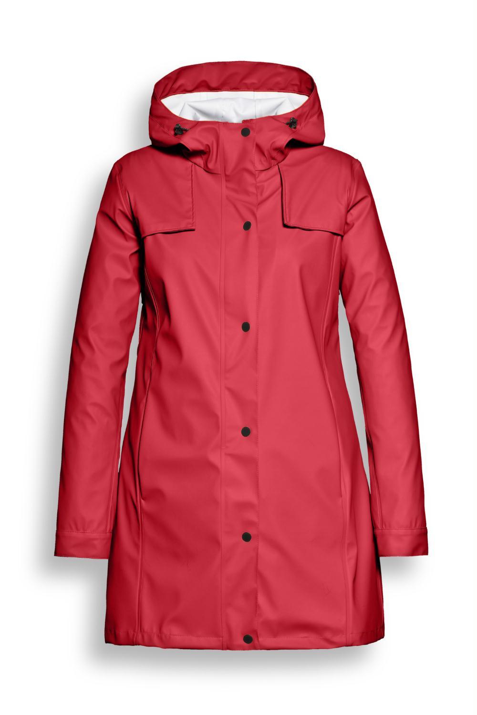 Afbeelding van Beaumont 62214-1014 raincoat rood