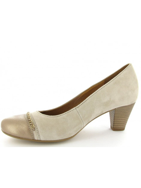 Gabor 22.153 Pumps Beige  large