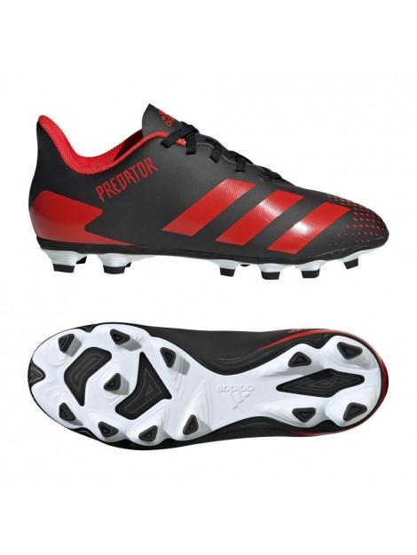 Adidas Predator 20.4 fxg kids core black