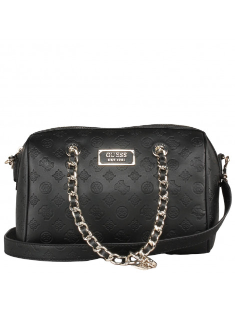 Guess Logo love box satchel