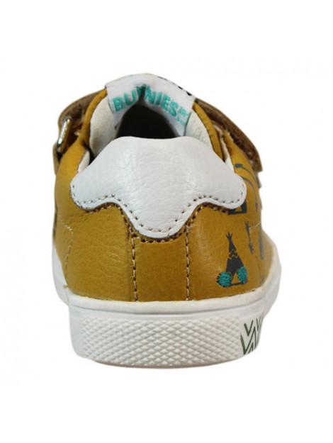 Bunnies Jr. Laurens louw jongens sneakers geel 219035-557 large