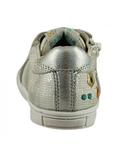 Bunnies Jr. Viola vroeg meisjes veterschoenen zilver 219350-591 large