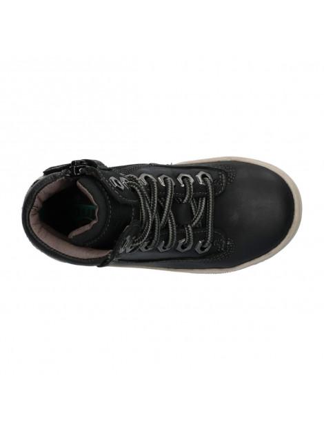 Bunnies Jr. Remco rock jongens veterschoenen zwart 219853-589 large