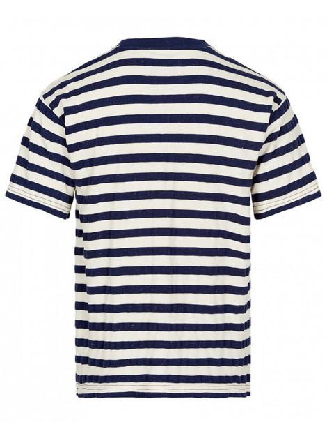 Anerkjendt T-shirt 9220305 akkikki blauw Anerkjendt T-shirt 9220305 AKKIKKI large