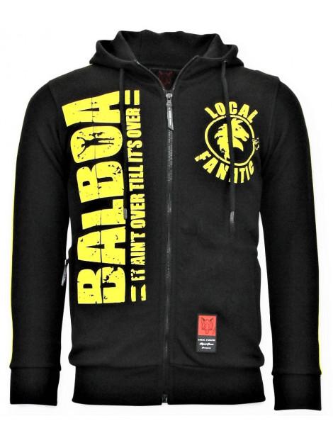 Local Fanatic Jogging vest rocky balboa boxing 11-6247Z large