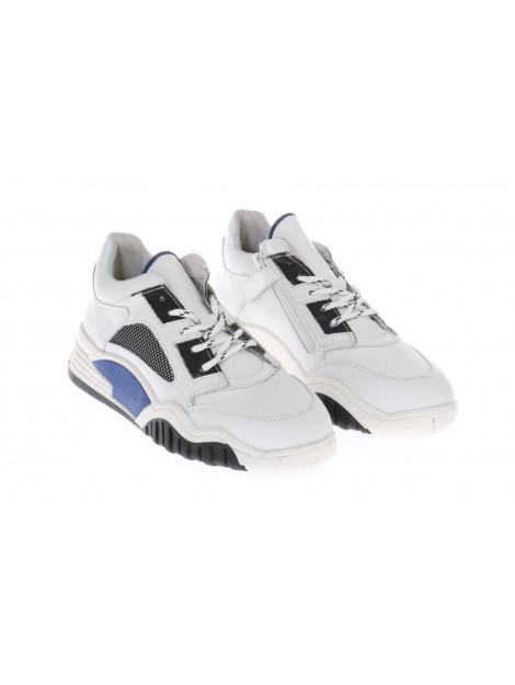 HIP H1200 sneakers zwart blauw wit HIP-H1200_202_30CO_DC-30CO - DC large
