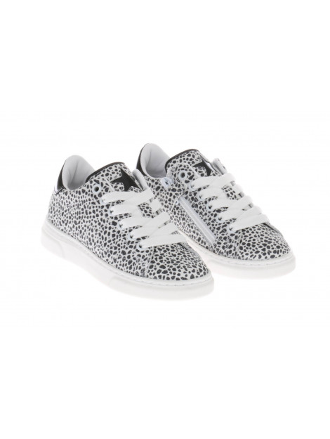 HIP H1279 sneakers wit giraffeprint zwart HIP-H1279_202_10CO_FC-10CO - FC large