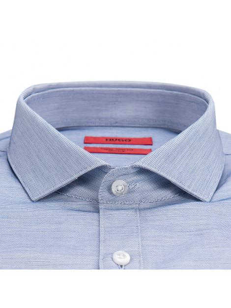 Hugo Overhemd met lange mouwen blauw 50381730 large