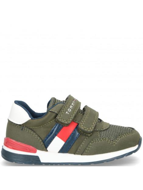 Tommy Hilfiger Sneaker groen 30481 large