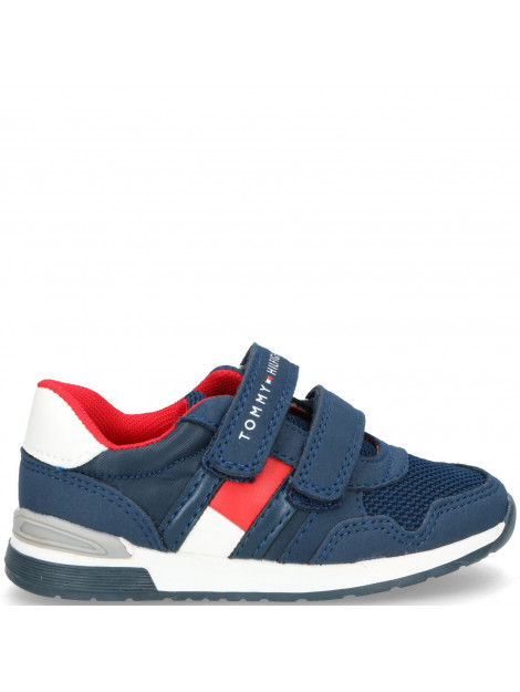 Tommy Hilfiger Sneaker blauw 30481 large