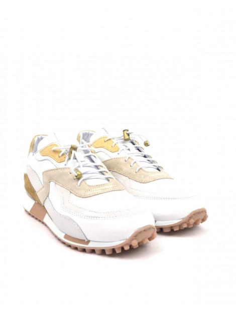 Via Vai Sneakers wit   5410002 Vitello Sierra Calcare   large
